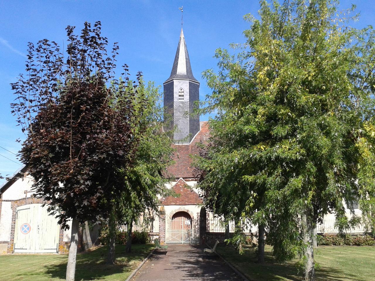 église de Vieuvicq